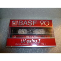 "Аудиокассета ""BASF 90 LH extra I"" W.Germany"
