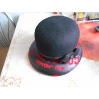 Шляпа женская р.58