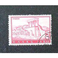 Развалины в Кнососе. Греция. Дата выпуска:1961-02-15