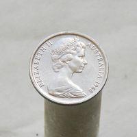 Австралия 5 центов 1968