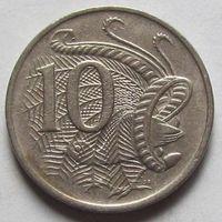 Австралия, 10 центов 1981 г