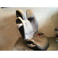 Детское автокресло Cybex Solution M-Fix (Manhattan grey)