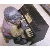 Статуэтка  Весёлый Пианист