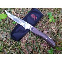 Складной Туристический Нож PIRAT Колонок, 40х13