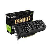Видеокарта Palit GeForce GTX 1060 3GB GDDR5 (NE51060015F9-1061D, PCI-E x16 3.0)