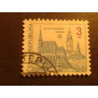 Чехия 1993 стандарт