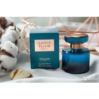 Женская парфюмерная вода Amber Elixir Crystal Орифлэйм