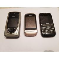 Три легендарных телефона одним лотом!