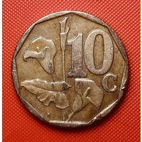 29-09 ЮАР, 10 центов 1997 г.