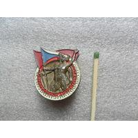 ЧССР, спартакиада 1960г