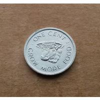 Сейшельские острова, 1 цент 1972 г., FAO