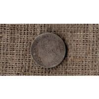 Канада 5 центов 1891 /ВИКТОРИЯ/серебро/(МР)