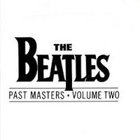 The beatles past masters volume 2 CD