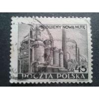 Польша 1951 стандарт, фабрика