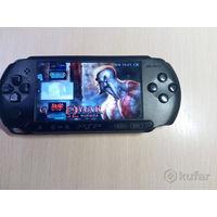 PSP прошитая+флэшка с играми