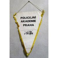 Вымпел полицейской академии Чешской Республики