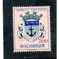 Мозамбик. Ми-473.Герб.Porto Amelia.1961.