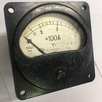 Э8021. Амперметр переменного тока, щитовой. Головка измерительная