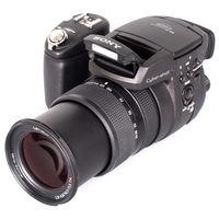 Фотоаппарат-легенда Sony Cybershot DSC-R1.