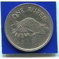 Сейшельские острова , Сейшелы 1 рупия 1995