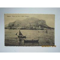 Почтовая карточка (ПАЛЕРМО,ИТАЛИЯ)
