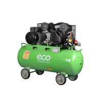 Компрессор ECO AE-1004-22(380л/мин,8атм,100л,220В) .