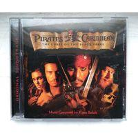 OST 'Pirates Of The Caribbean' - 'Пираты Карибского моря' (реж. Г. Вербински, 2003)