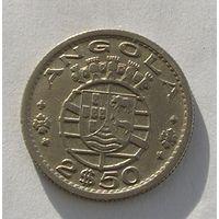 Порт. Ангола 2,5 Эск. 1956 (13)