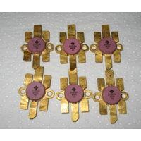 "Транзисторы 2Т958А ( КТ958А ), радиочастотные мощные, с ""ромбом"""