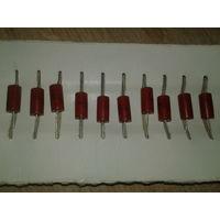 Конденсаторы высоковольтные КВИ-1 10пФ