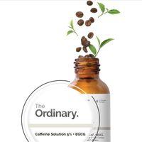 The ordinary Caffeine Solution 5% + EGCG сыворотка с кофеином для глаз