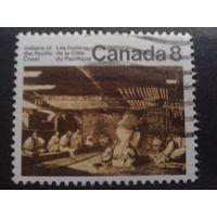 Канада 1974 искусство индейцев