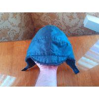 Шлем детский на меху