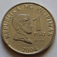 1 писо 2004 Филиппины