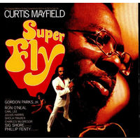 "Curtis Mayfield ""Superfly / Short Eyes"" (Audio CD - 1998)"