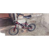 Детский велосипед колеса 12