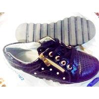 Туфли для девочек 33 размер
