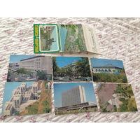 Открытки Тбилиси (набор 6 шт из 10 в упаковке)