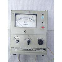 Лабораторный pH-метр-милливольтметр pH-673.М