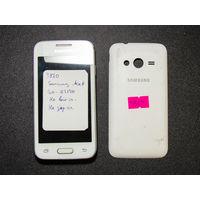 3879 Телефон Samsung Ace 4 (G313H). По запчастям, разборка