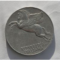 Италия 10 Лир 1950 (14)