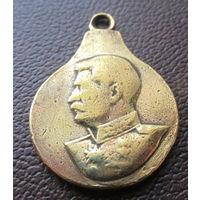 И.В. Сталин. Медаль. Частная работа.