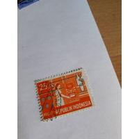 Индонезия марки