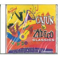 CD Various - Cajun & Zydeco Classics (1983)