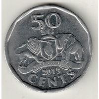 Свазиленд 50 цент 2015
