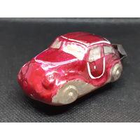 Игрушка ёлочная Машинка (Автомобиль), СССР