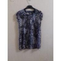 Легкая блузка размер 50