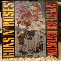 Guns`N`Roses - Appetite For Destruction