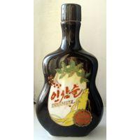 Бутылка фарфоровая, Корея. Распродажа.