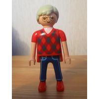 Фигурка из набора Playmobil. Дедушка